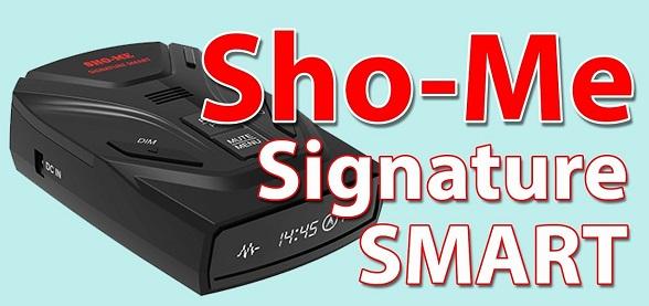 купить Sho-Me Signature Smart с доставкой
