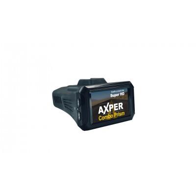 Видеорегистратор с радар-детектором Axper Combo Prism