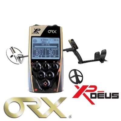 XP ORX (Катушка 22 см HF, Блок, без наушников)