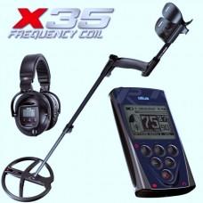 Металлоискатель XP DEUS 5.2 (Катушка 28 см X35, WS5, Блок)
