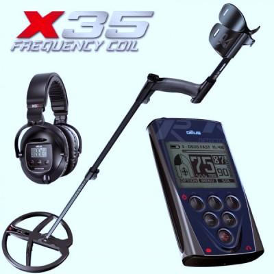 XP DEUS 5.2 (Катушка 28 см X35, WS5, Блок)