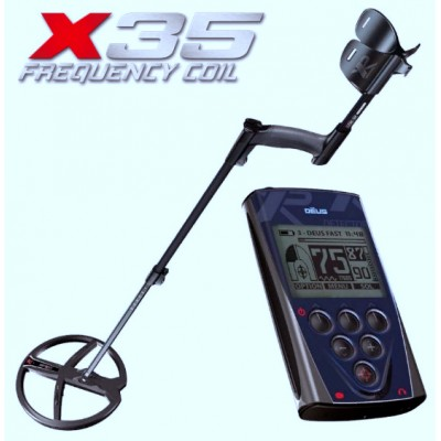 XP DEUS 5.2 (Катушка 28 см X35, Блок, без наушников)