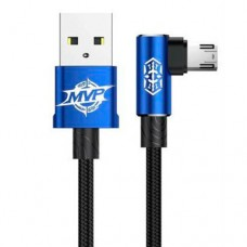 Baseus MVP Elbow Type Cable USB For Micro 1.5A 2M Blue