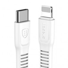 Baseus Tough Series Type-C to IP Cable 2M White