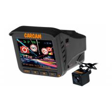 Видеорегистратор с радар-детектором Carcam COMBO 5 S