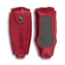 CarSys Кожаный чехол для толщиномера CARSYS DPM-816 (красный)