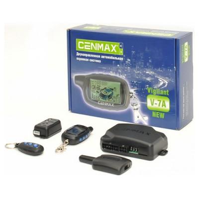 Автосигнализация без автозапуска Cenmax Vigilant V-7A