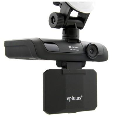 Видеорегистратор с антирадаром Eplutus GR-90