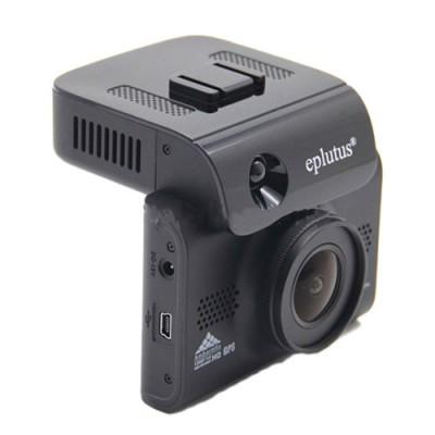 Видеорегистратор с антирадаром Eplutus GR-95 Slim Signature