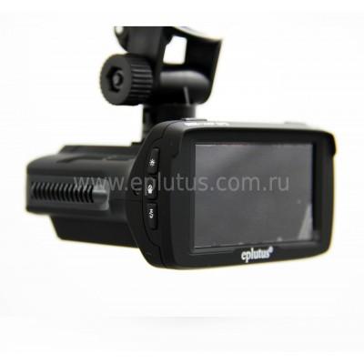Видеорегистратор с антирадаром Eplutus GR-92P