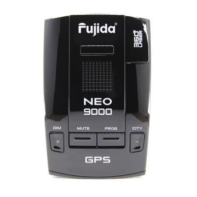 Радар-детектор Fujida Neo 9000