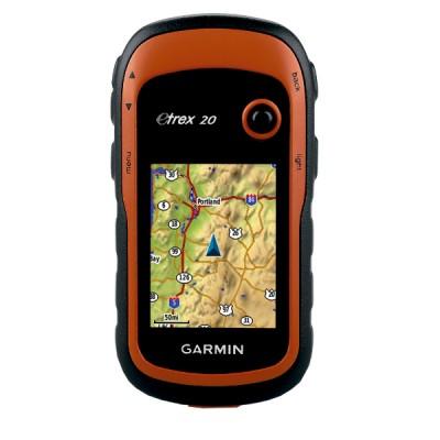 Навигатор топографический Garmin eTrex 20x