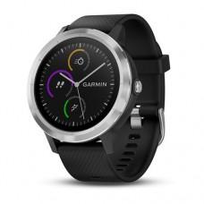 Garmin Vivoactive 3 Black with Stainless Hardware
