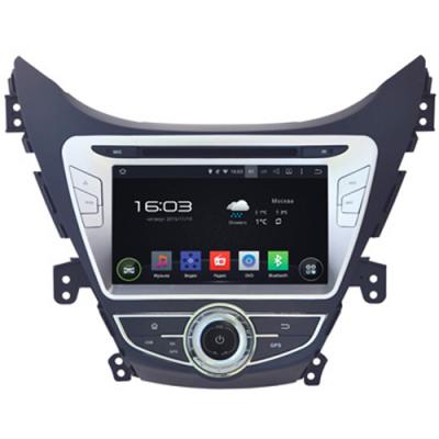Головное устройство для Hyundai INCAR AHR-2464 Hyundai Elantra 13-15