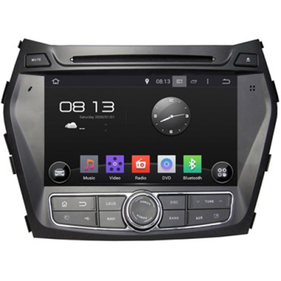 Головное устройство для Hyundai INCAR AHR-2483 Hyundai Santa Fe 13+ / Grand S.F.