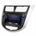 Головное устройство для Hyundai INCAR AHR-2487 Hyundai Solaris 11-17