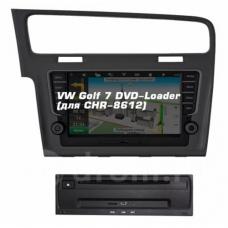 INCAR CHR-8612 Volkswagen Golf 7 DVD-Loader