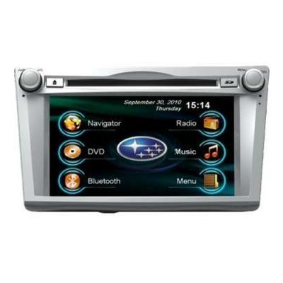 Головное устройство для Subaru INCAR INTRO CHR-2264LY Subaru Legacy