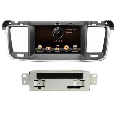 Головное устройство для Peugeot INCAR INTRO CHR-2358 Peugeot 508