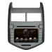 Головное устройство для Chevrolet INCAR INTRO CHR-3117AV Chevrolet Aveo 12+