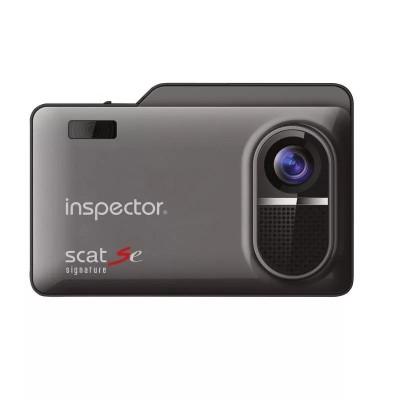 Видеорегистратор с радар-детектором Inspector SCAT Se (Quad HD)