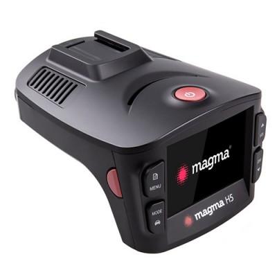 Видеорегистратор с антирадаром Magma H5