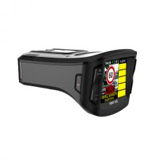 Видеорегистратор с радар-детектором Sho-me Combo №5 A12