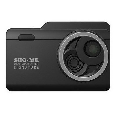 Комбо-устройство Sho-me Combo Slim Signature
