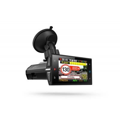 Видеорегистратор с антирадаром SilverStone F1 S-BOT