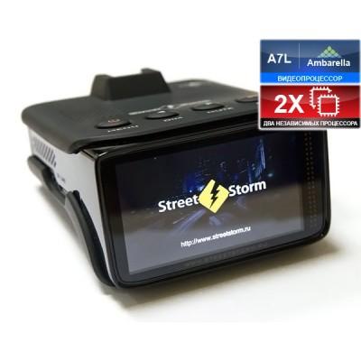 Видеорегистратор с антирадаром Street Storm STR-9960SE |