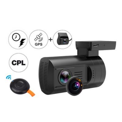 Видеорегистратор TrendVision Mini 2CH GPS Pro