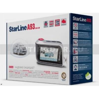 StarLine A93 + F1