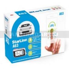 StarLine A63 Dialog