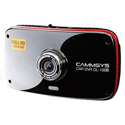 Видеорегистратор BlackSys CL-100B GPS OBD2