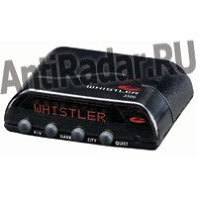 Радар-детектор Whistler 3500AR