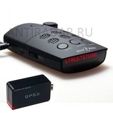 Радар-детектор Street Storm STR-6030EX GP One Kit R