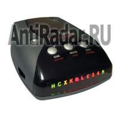 Радар-детектор Crunch 2190