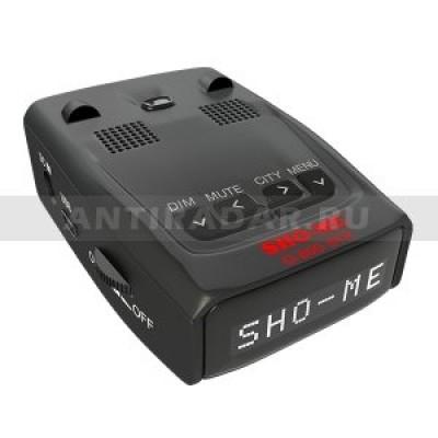 Радар-детектор Sho-Me G-800 STR
