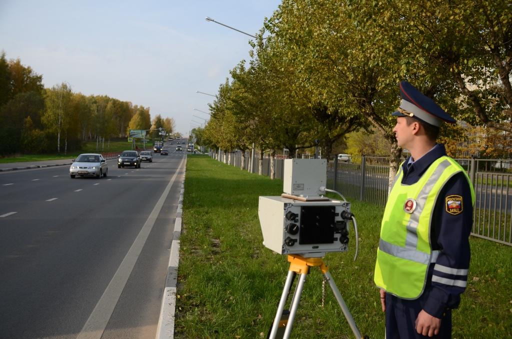 В ГИБДД предложили в шесть раз увеличить штраф за превышение скорости