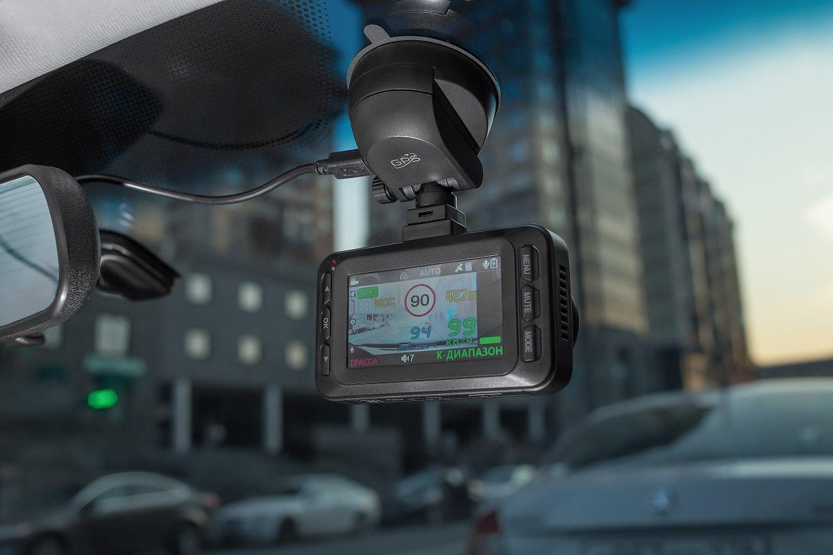 Автомобильный видеорегистратор Roadgid X7 Gibrid GT - Super HD видеорегистратор, сигнатурный радар-детектор и GPS-информер