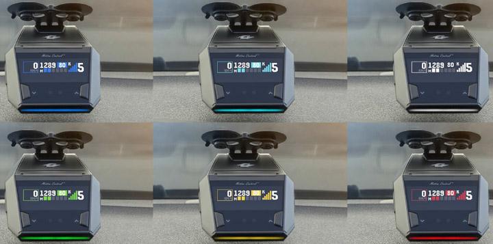 Антирадар Neoline X-COP 8700s подсветка